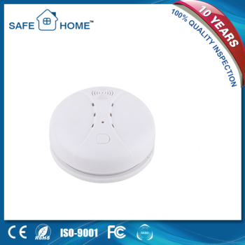 New Household Battery Operated Carbon Monoxide Detector SFL-504 with EN50291