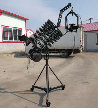 Telescopic Camera Jib Crane From 2.5m to 5.5m