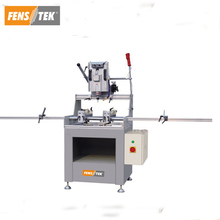 Copy router machine for aluminum window making