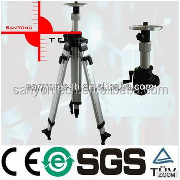 SE30R Round Head Heavy Duty Elevating Tripod Stand for Auto Level