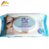 Organic Baby Wet Wipes 80ct With