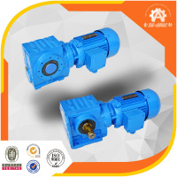 Strong technical support SEW type S series high torque low rpm gear motor