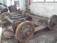 used spinning machinery for concrete pipes