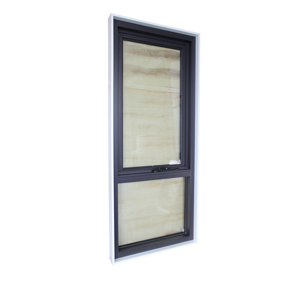 Top quality AS2047 aluminum white timber reveal chain winder awning window