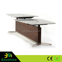 Electric height adjustable tables, Modern Design Height Adjustable Table, manager office table design