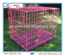Factory direct various of foldable dog cage in competitive price