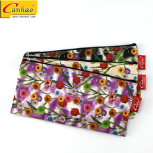 High quality gift pen promotion sunflower pencil coin bag