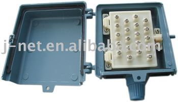 telecommunication cable distribution box(outdoor)/adapter junction box/cable distribution head