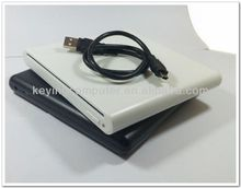 Brand New Slot in USB2.0 Slim Portable External DVD RW Drive