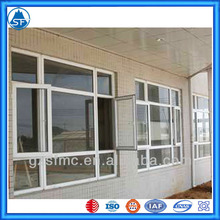 aluminium glazing channel window