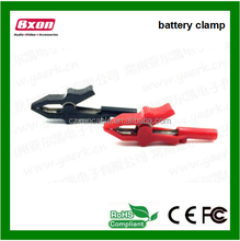 red/ black one pair Battery Clamp /Alligator Clips