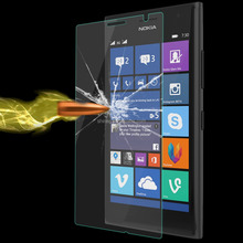 HOT!!!PET material explosion proof screen protector for NOKIA lumia 625