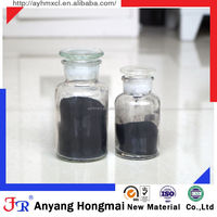 Black powder activate carbon black SGS with powder FR6860/carbon black for Hollow silicone rubber