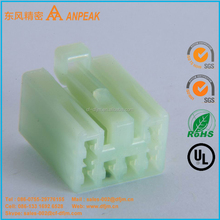 2.2 pitch 6 poles Unwaterproof Nature Crimp Male Female Automotive Wiring Housing Connector Produced by TS16949 Factory