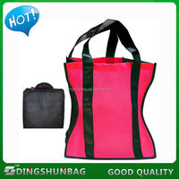 Best quality new products Korean promotional foldable tote bag