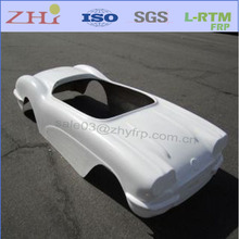 Custom Fiberglass Replicas Super Car Body