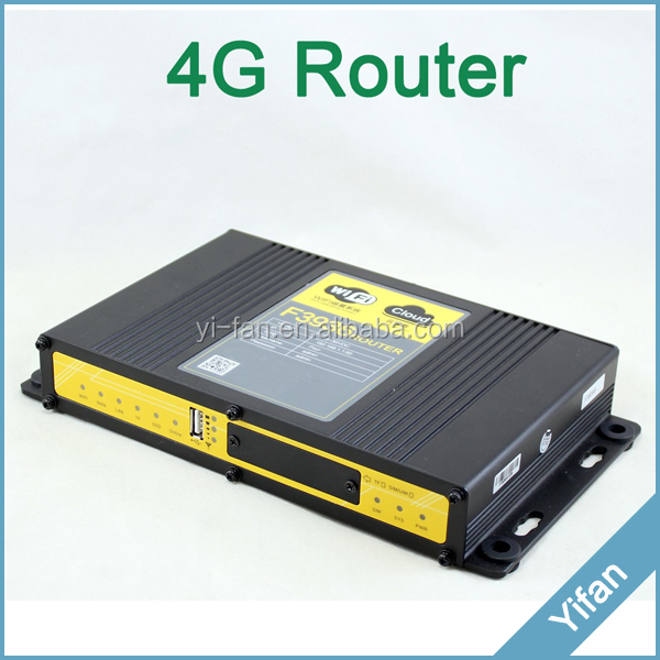 F3936-3836H support social media facebook Google 4G LTE TDD FDD BUS WIFI Advertising Router