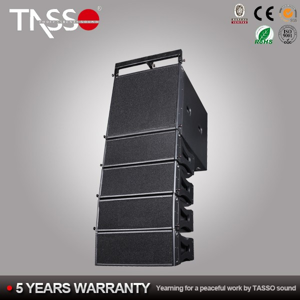 18 inch Pa concert sound systems outdoor Line Array subwoofer speaker