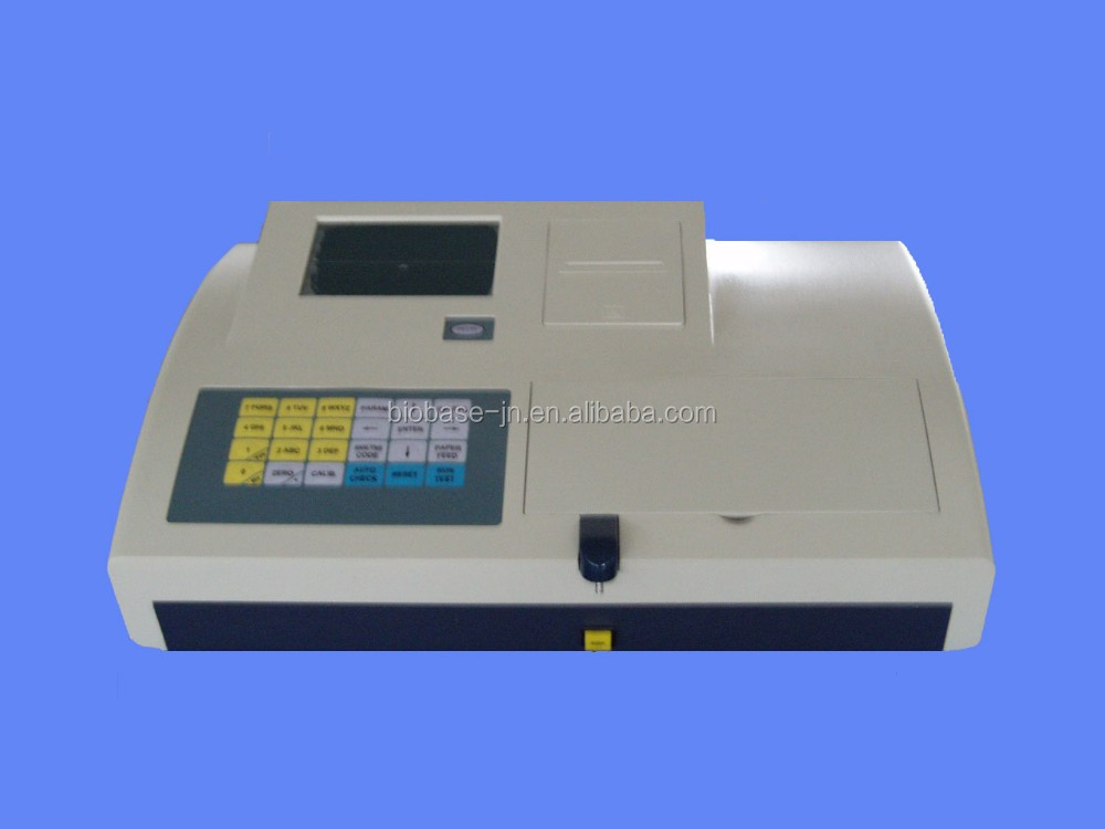 High Quality Clinical semi Automatic Biochemistry Analyzer, semi clinical chemistry analyzer with free reagents