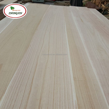 Laminated solid hard wood paulownia 2x4 lumber prices