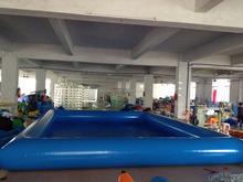 Colorful Professional TPU or PVC water inflatable pool,outdoor rubber swimming pool,hard plastic swimming pools