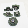 Chrome Steel Cast Iron Pillow Block Bearing UC P205 FL207 T301