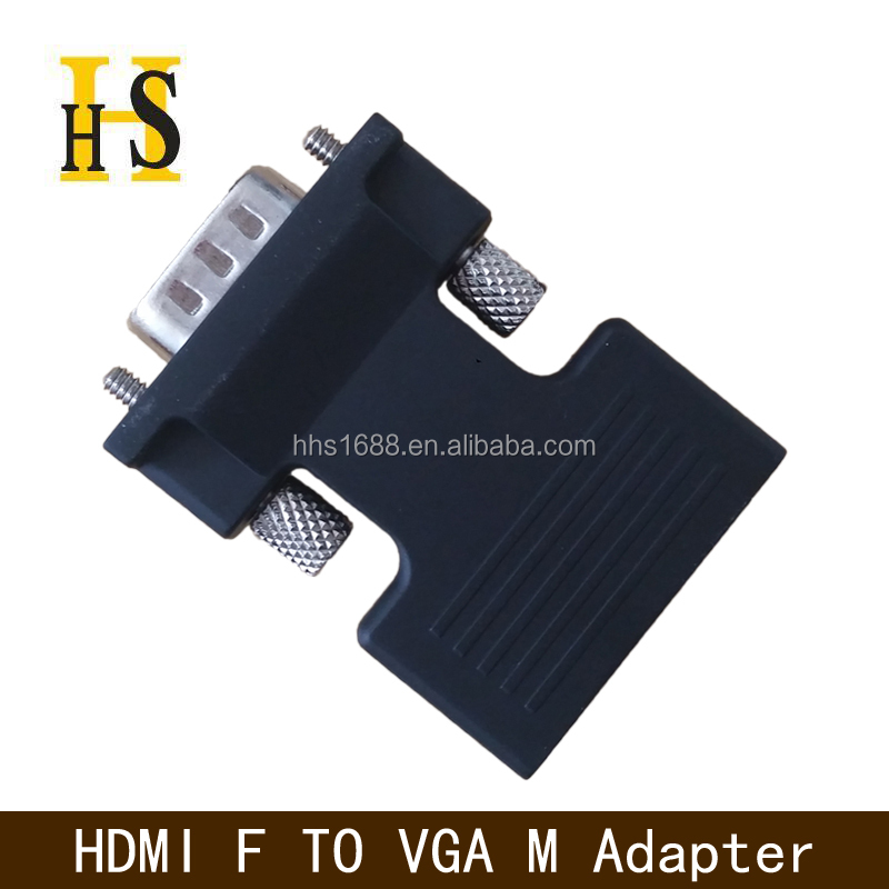original manufacturer HDMI to VGA cable with audio female to male hdmi vga cable