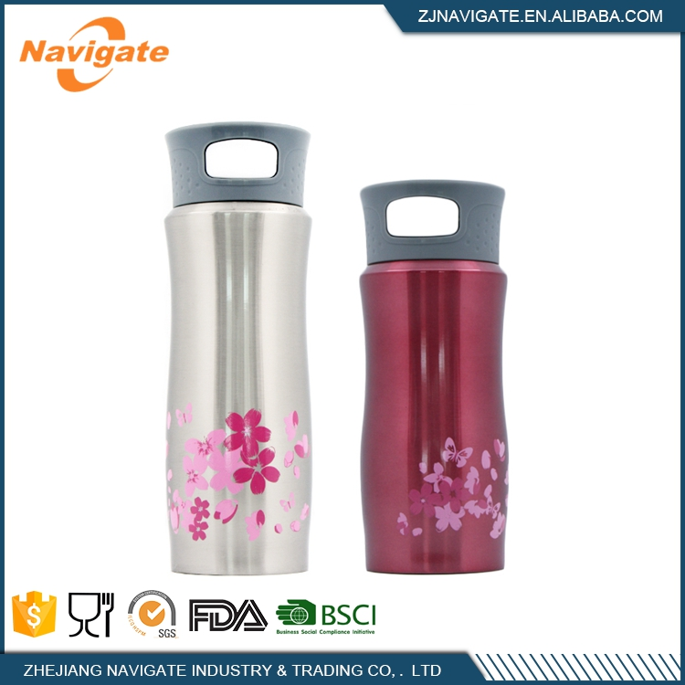 China Wholesale Market Drinking Water In Stainless Steel Bottles
