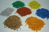 Rubber EPDM Colorful Granule