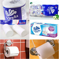 China supplier Top Quality toilet paper/sanitary napkin/facial tissue paper manufacturing Machinery