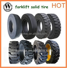 solid rubber transking tires 295/75r22.5 truck tire