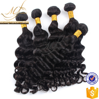 2017 New loose wave guangzhou hair extension factory