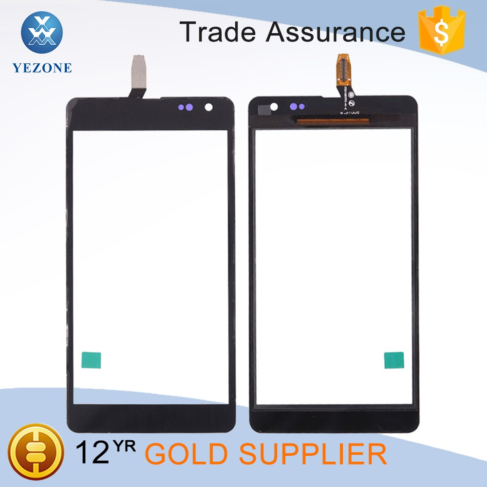 Hot this month Black Touch Screen Digitizer Touch Panel For Microsoft Lumia 535 2C Version