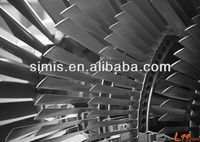 Turbine Blade $ stainless steel casting parts