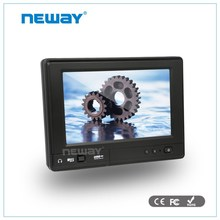 USB / RS232 Embedded Industrial IP64 Panel 7 inch tablet pc windows