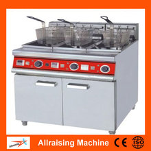 Deep fryer oil filter machine With CE