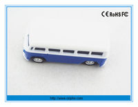 China factory wholesale gift 3.0 1000gb fire truck usb stick