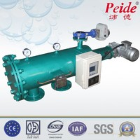 cast iron self-cleaning aquaculture water treatment equipment