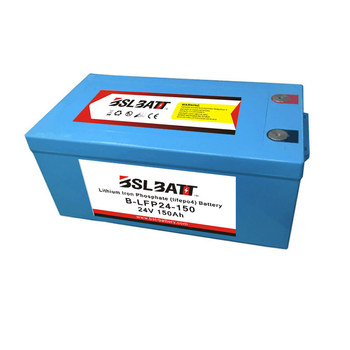 24V solar lithium ion battery deep cycle 24v 200ah li-ion battery pack