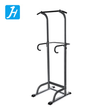 Full Body Power Tower Adjustable Strength free standing pull up bar Power Tower Fitness Workout Station