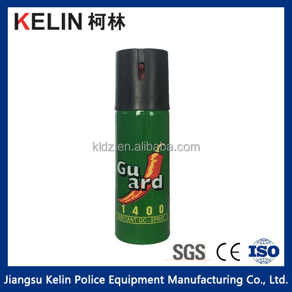 Kelin Self-defense 60ml Pepper Spray Manufacturer