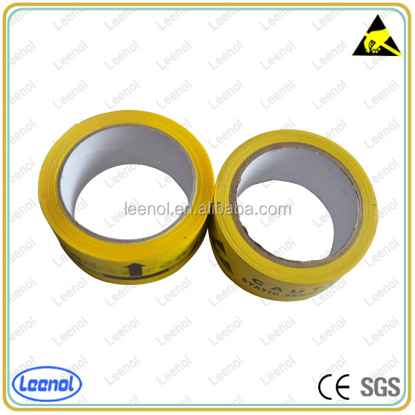 Self adhesive Underground Detectable PVC Warning Tape