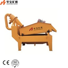 Hwabao Fine Sand Recycling Machine