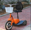 motorized tricycles 3 wheel folding mobility scooter trycicle for disable and elder people
