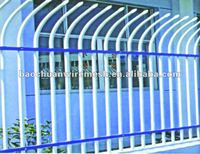 Hot zinc-plated Tempory Fences/wrought iron with reasonable price in store(supplier)