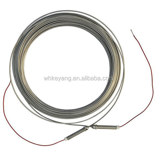 High Temperature Copper Conductor Lead Cobre Nicrobel Sheathed Mi Heating Cable
