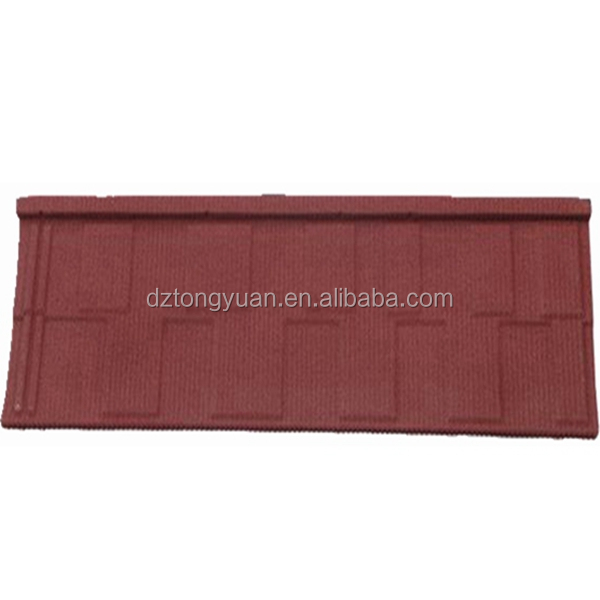 Building construction materials metal roof decrabond roofing system