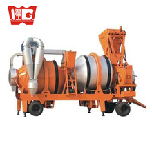 5t/h small asphalt plant bitumen mixing machine