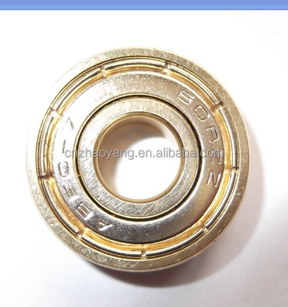 high precision ABEC-7 608 tungsten skateboard <strong>bearings</strong> 8*22*7 for skateboard