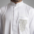 Newest Saudi Beaded Embroidered Jubbah Simple High Quality Dubai Men Thobe